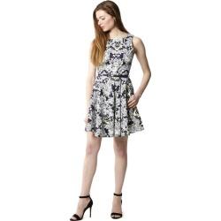 Baroque Print Skater Dress found on Bargain Bro UK from Izabel London UK