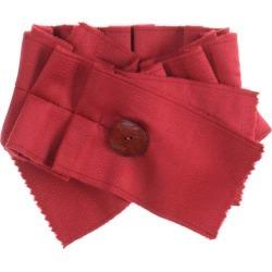 Garnet Red Cashmere Collar found on Bargain Bro UK from black.co.uk