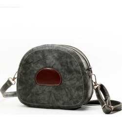 Costbuys  Winter Soft Leather Small Round Shoulder Bags Handbags Women Famous Casual Evening Clutch Messenger Bag Sac A Main - G