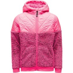 Spyder Girl's Park Hoodie Size Small in Bryte Bubblegum