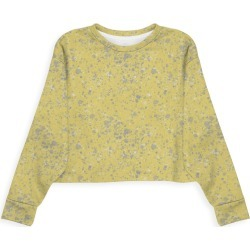 Modern Eco Sweatshirt - Colors Of 2021 Splatter by VIDA Original Artist found on Bargain Bro India from SHOPVIDA for $80.00
