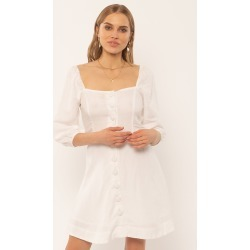 Amuse Society Raya Short Sleeve Woven Dress - Women's found on MODAPINS from The Last Hunt for USD $34.16