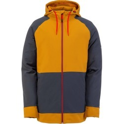 Spyder Men's The Full Zip Hoodie Size Small in Toasted