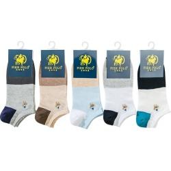 Costbuys  men's invisible socks men's fashion sock summer  socks cotton funny short socks for men - 072 / 24cm-26cm