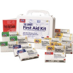 Bilingual First Aid Kit