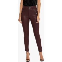 Joe's Jeans Women's The High Rise Jeans in Fig/Other Hues | Size 33 | Cotton/Polyester/Elastane found on Bargain Bro Philippines from JOE's Jeans for $248.00