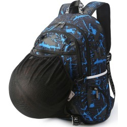 Costbuys  Outdoor Men's Sports Gym Bags Basketball Backpack School Bags For Teenager Boys Soccer Ball Pack Laptop Bag Football -