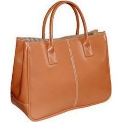 Costbuys  Hot Sale Women Bag Fashion PU Leather Women's Handbags Top-Handle Bags Tote Women Shoulder Messenger Bag   LL423 - bro