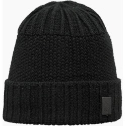 Barts Clarcke Beanie - Black found on MODAPINS from URBAN EXCESS LTD: UrbanExcess.com / Article-London.com for USD $15.52