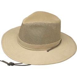 Outback-Style Sun Hat, L / Khaki