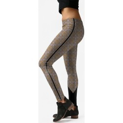 Leggings - Monarch Parttern Art by VIDA Original Artist found on Bargain Bro Philippines from SHOPVIDA for $75.00