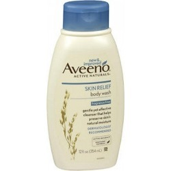 Aveeno Active Naturals Skin Relief Body Wash Fragrance Free 12 oz by Aveeno found on MODAPINS from Herbspro for USD $6.85