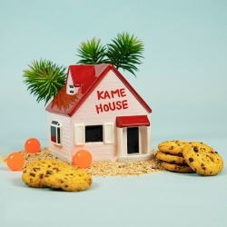 Official Dragon Ball Kame House Cookie Jar found on Bargain Bro UK from yellow bulldog