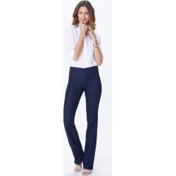 NYDJ Women's Barbara Bootcut Jeans In Tall in Rinse, Regular, Size: 12 found on Bargain Bro from NYDJ for USD $82.84