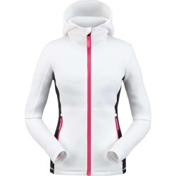 Spyder Women's Modish Hoodie Size Small in White