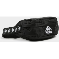 Kappa - 222 Banda Anais Waist Bag in Black found on MODAPINS from glue store for USD $36.42