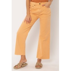 Amuse Society Gabi Crop Flare Woven Denim Pant - Women's found on MODAPINS from The Last Hunt for USD $26.88