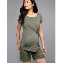 Citizens Of Humanity Secret Fit Belly Leah Cargo Maternity Shorts found on MODAPINS from a pea in the pod for USD $69.97