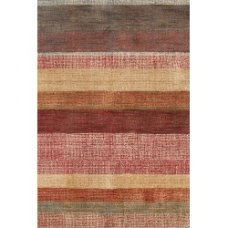 Stoneover Stripe Hand Knotted Rug found on Bargain Bro from interiors online AU for USD $1,331.35