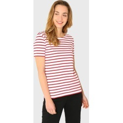 Armor Lux Breton striped shirt Hoédic Lightweight cotton - Women's found on MODAPINS from The Last Hunt for USD $31.01