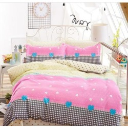 Costbuys  Pastoral Flower Pattern Boy Girl Adult Child Bedclothes 4pcs Cheap Bedding Sets Bed Cover Bed Sheet Duvet Cover Pillow found on Bargain Bro India from cost buys for $99.90