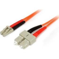 Startech 2M Mm Fiber Patch Cable Lc Sc