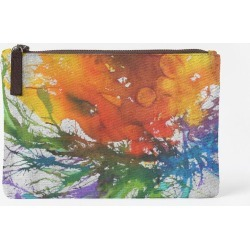 Carry-All Pouch - Carry All Blossoming 7 by VIDA Original Artist