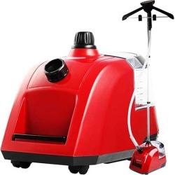 Soga 80Min Professional Garment Steamer Portble Cleaner Steam Iron Red