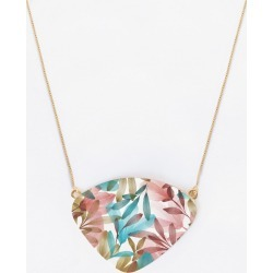 Oversized Statement Pendant - Leaves Spring by Always Seek Original Artist found on Bargain Bro India from SHOPVIDA for $45.00