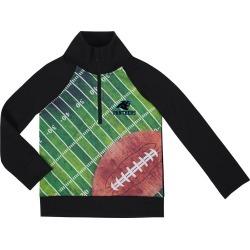 Carolina Panthers Boys 1/4 Zip Jacket - 12M