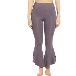 Free People Women's Movement Starlight Pants - Midnight Small Spandex