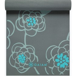 Premium Icy Blossom Yoga Mat (6mm) found on Bargain Bro India from Gaiam for $29.98