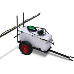 Weed Sprayer 100 - L Tank With Trailer found on Bargain Bro India from Simply Wholesale for $444.57