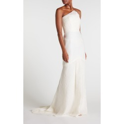 Turret Gown - 12 / White found on Bargain Bro UK from Roland Mouret