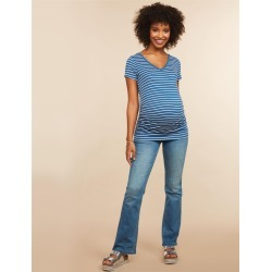 Indigo Blue Secret Fit Belly Boot Cut Maternity Jeans found on Bargain Bro Philippines from motherhood for $19.97
