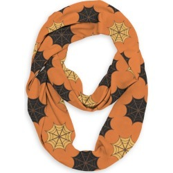 Infinity Eco Scarf - Halloween Pattern Texture by VIDA Original Artist found on Bargain Bro India from SHOPVIDA for $45.00