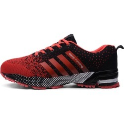 Costbuys  Breathable Men Sneakers For Lover Running Shoes for Men Women Outdoor Athletic Training Light Sport Shoes Big Size:36-