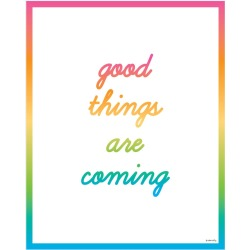 Good Things are Coming Print - 18x24 | Wall