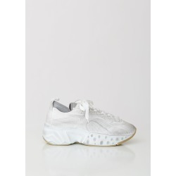 Acne Studios Manhattan Tumbled Sneakers White Size: EU 36 found on MODAPINS from la garconne for USD $500.00
