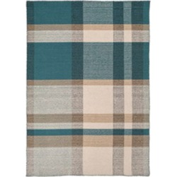 Lisbon Aquatic Wool Rug found on Bargain Bro Philippines from Simply Wholesale for $172.10