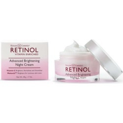 Skincare Cosmetic Retinol Advanced Brightening Night Cream