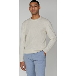 Ben Sherman Textured Crew Neck - Men's found on MODAPINS from The Last Hunt for USD $55.21