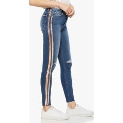 Joe's Jeans Women's The Charlie Ankle Skinny Jeans in Kinkade/Medium Indigo | Size 29 | Cotton/Elastane