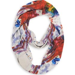 Infinity Eco Scarf - Joy by VIDA Original Artist found on Bargain Bro India from SHOPVIDA for $45.00
