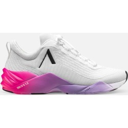 Arkk Avory Mesh W13 Sneakers in White/Bright Pink Bandier found on MODAPINS from bandier for USD $99.00