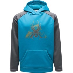 Spyder Boy's Ryan Hoodie Size Small in Swell