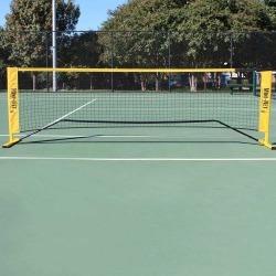 Oncourt Offcourt Mini-Net Oval Poles Tennis Nets & Accessories