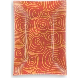 Oblong Glass Tray - Tringa 8 by VIDA Original Artist found on Bargain Bro Philippines from SHOPVIDA for $35.00