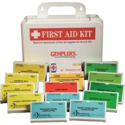 Gempler's Contractor's First Aid Kit
