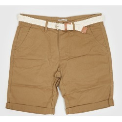 Bellfield Francis Chino Shorts - Tobacco found on MODAPINS from URBAN EXCESS LTD: UrbanExcess.com / Article-London.com for USD $20.00